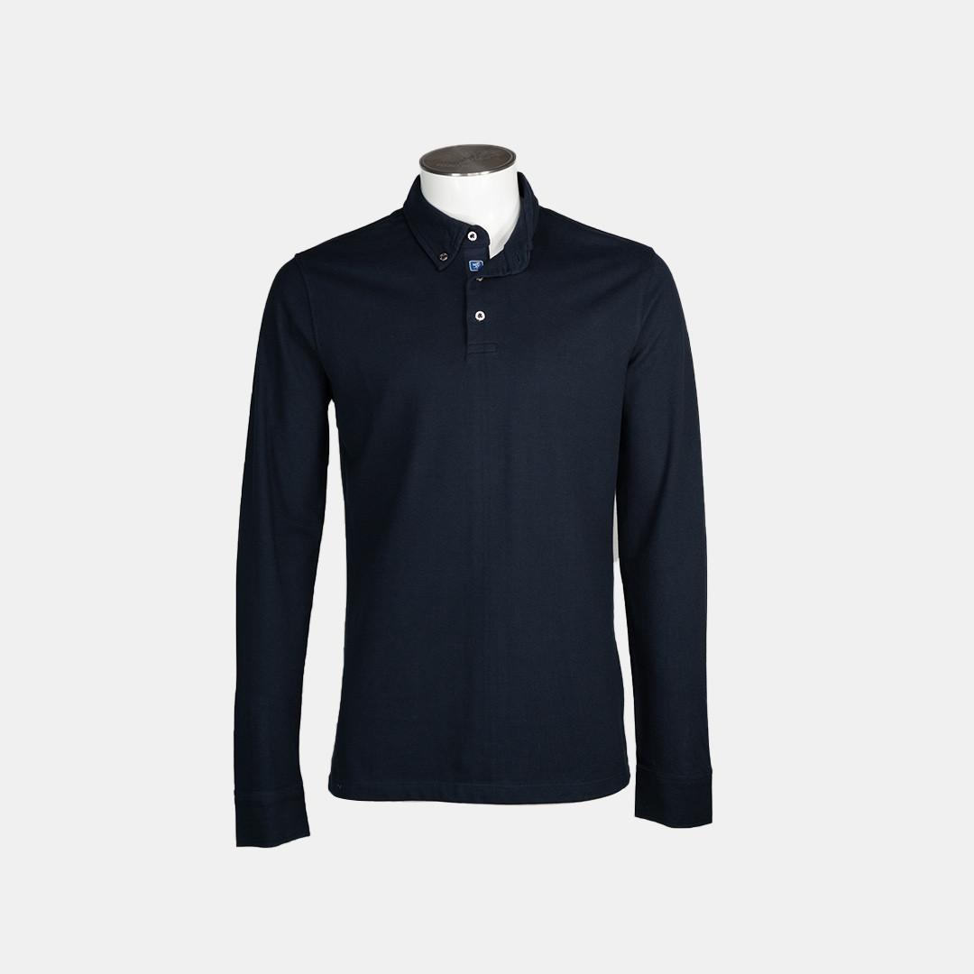 LineaBold Polo Shirt Long...